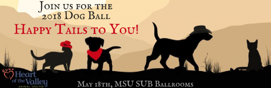 Reserve your seat to the 2018 Dog Ball!